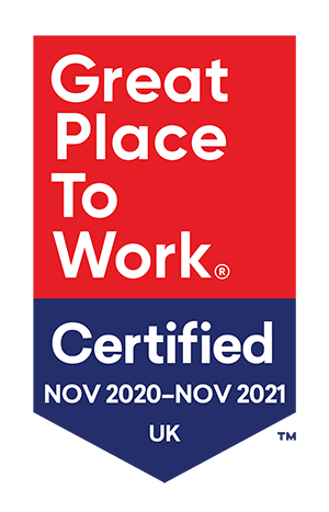 great place to work certification
